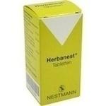 Verpackungsbild(Packshot) von HERBANEST Tabletten