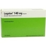 LEGALON 140 mg Kapseln