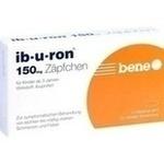 Verpackungsbild(Packshot) von IB-U-RON 150 mg Suppositorien