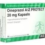 OMEPRAZOL AbZ Protect 20 mg Hartkaps.magens.r.