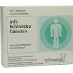 Verpackungsbild(Packshot) von INFI ECHINACEA Tabletten
