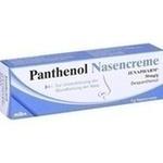 Verpackungsbild(Packshot) von PANTHENOL Nasencreme Jenapharm