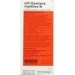 Verpackungsbild(Packshot) von INFI DAMIANA Injektion N