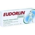 Verpackungsbild(Packshot) von EUDORLIN extra Ibuprofen Schmerztabl.
