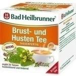 BAD HEILBRUNNER Brust- und Husten Instanttee