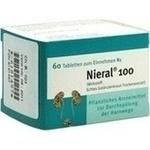 Verpackungsbild(Packshot) von NIERAL 100 Tabletten