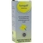 Verpackungsbild(Packshot) von SANUGALL Tabletten
