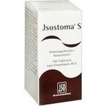 Verpackungsbild(Packshot) von JSOSTOMA S Tabletten