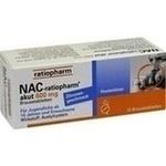 Verpackungsbild(Packshot) von NAC-ratiopharm akut 600 mg Hustenlöser Brausetabl.