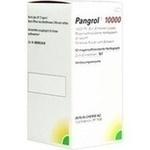 Verpackungsbild(Packshot) von PANGROL 10.000 Hartkps.m.magensaftr.überz.Pell.
