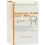 Verpackungsbild(Packshot) von PANKREATIN 10.000 Laves Mikro magensaftr.Hartkaps.