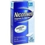 Verpackungsbild(Packshot) von NICOTINELL Kaugummi Cool Mint 2 mg