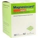 Verpackungsbild(Packshot) von MAGNESIOCARD retard 15 mmol Beutel m.ret.Filmtabl.