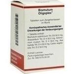Verpackungsbild(Packshot) von BISMUTUM OLIGOPLEX Tabletten