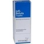 Verpackungsbild(Packshot) von INFI BETULA Tropfen