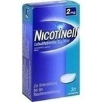 Verpackungsbild(Packshot) von NICOTINELL Lutschtabletten 2 mg Mint