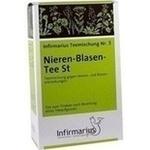 Verpackungsbild(Packshot) von NIEREN BLASEN Tee ST Nr.3