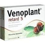Verpackungsbild(Packshot) von VENOPLANT retard S Tabl.