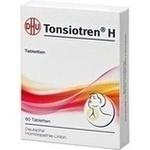 Verpackungsbild(Packshot) von TONSIOTREN H Tabletten
