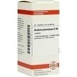 ACIDUM PICRINICUM D 30 Tabletten