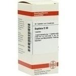 BAPTISIA D 30 Tabletten