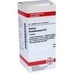 KALIUM BICARBONICUM D 6 Tabletten