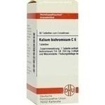 KALIUM BICHROMICUM C 6 Tabletten