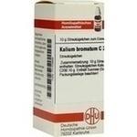 Verpackungsbild(Packshot) von KALIUM BROMATUM C 200 Globuli