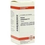 KALIUM CARBONICUM C 6 Tabletten