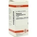 Verpackungsbild(Packshot) von MAGNESIUM PHOSPHORICUM D 10 Tabletten