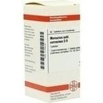 MERCURIUS SUBLIMATUS corrosivus D 8 Tabletten