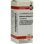 Verpackungsbild(Packshot) von NATRIUM NITRICUM D 6 Globuli