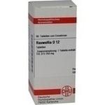 RAUWOLFIA D 12 Tabletten