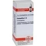 SABADILLA C 6 Globuli