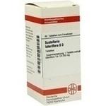SCUTELLARIA LATERIFLORA D 3 Tabletten