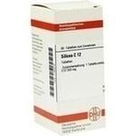 SILICEA C 12 Tabletten
