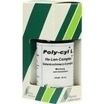 Verpackungsbild(Packshot) von POLY-CYL L Ho-Len-Complex Tropfen