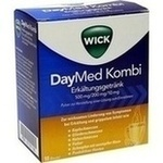 Verpackungsbild(Packshot) von WICK DayMed Kombi Erkältungsgetränk