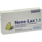 Verpackungsbild(Packshot) von NENE LAX 1,5 Suppos.f.Schulkdr.u.Erw.