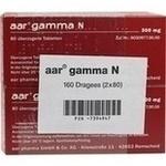 AAR GAMMA N 300 mg Dragees