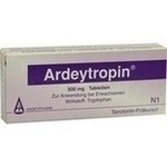 Verpackungsbild(Packshot) von ARDEYTROPIN Tabletten