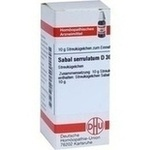 Verpackungsbild(Packshot) von SABAL SERRULATUM D 30 Globuli