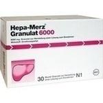 Verpackungsbild(Packshot) von HEPA MERZ Granulat 6.000 Btl.