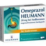 Verpackungsbild(Packshot) von OMEPRAZOL Heumann 20 mg b.Sodbr.magensaftr.Hartk.