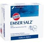 Verpackungsbild(Packshot) von EMSER Salz Beutel