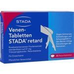 Verpackungsbild(Packshot) von VENEN-TABLETTEN STADA retard