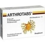 Verpackungsbild(Packshot) von ARTHROTABS Filmtabletten