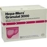 Verpackungsbild(Packshot) von HEPA MERZ Granulat 3.000 Btl.