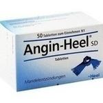 Verpackungsbild(Packshot) von ANGIN HEEL SD Tabletten