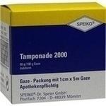 Verpackungsbild(Packshot) von TAMPONADE 2000 1cmx5m getränkt